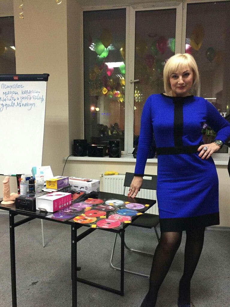 Татьяна Кожевникова - признаный мировой эксперт по женскому интимному здоровью