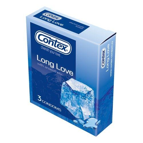 Contex Long Love - популярные продляющие презервативы