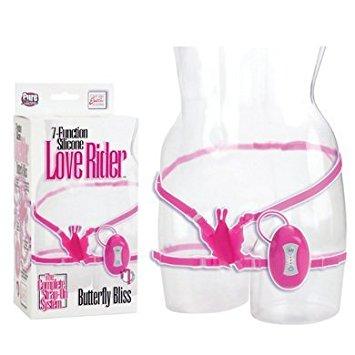 Клиторальная бабочка - одна из самых удобных секс-игрушек.