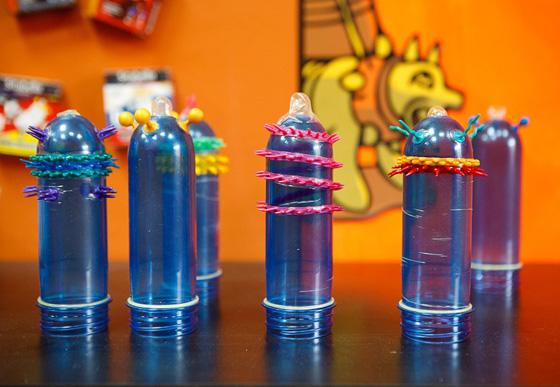 Такие необычные презервативы можно купить в нашем интим-магазине.