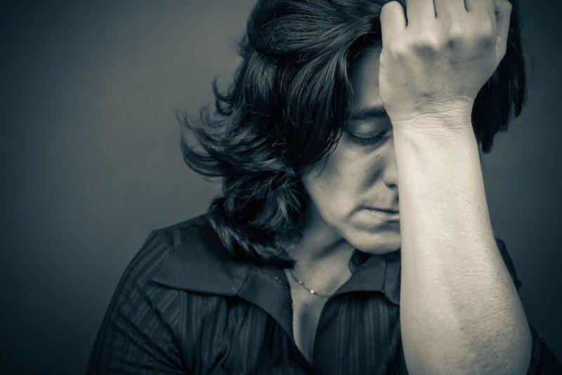 Женщина в воздержании - жалкое зрелище