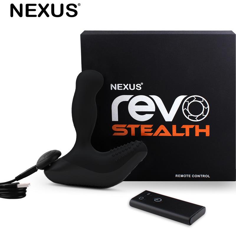 Nexus Revo 2 единственный автоматический массажер простаты. Производится только в Великобритании. Копий и аналогов не существует.
