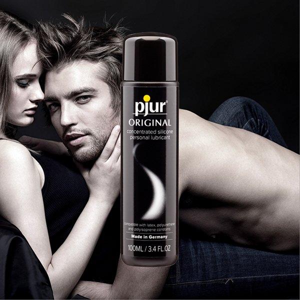Pjur Original - одна из самых популярных силиконовых смазок в мире.