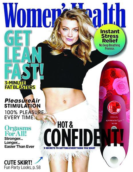 Womanizer интим-игрушка достойная обложек лучших журналов.