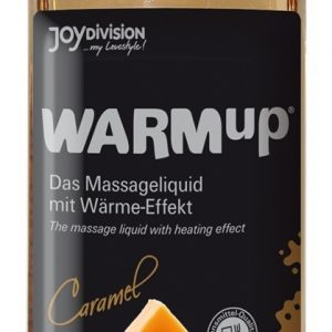 WARMup Карамель 150мл Съедобный разогревающий массажный гель
