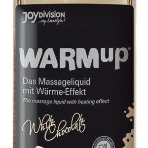WARMup Белый шоколад 150мл Съедобный разогревающий массажный гель