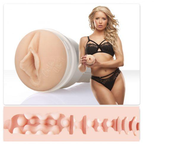 FLESHLIGHT  SIGNATURE Мастурбатор Anikka Albrite Goddess, вагина