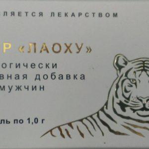 Тигр таблетки 6 шт.