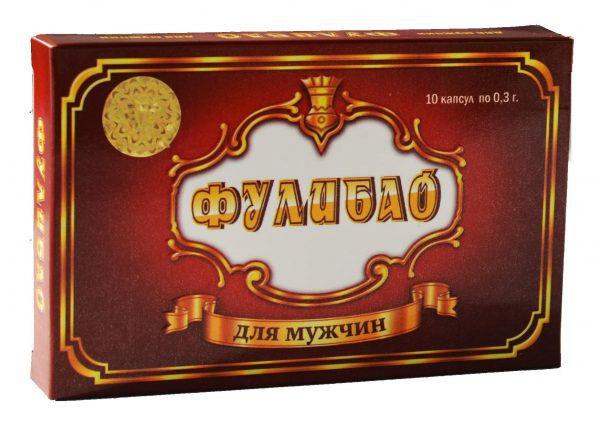 Фулибао 10 капс БАД