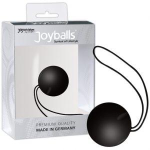 Joyballs Trend Вагинальный шарик черный