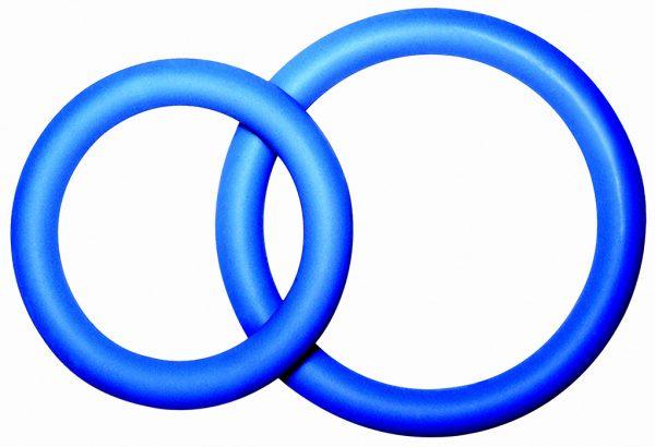 JoyDivision Кольцо эрекционное POTENZduo синий M