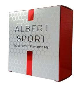 Парфюмерная вода  Natural Instinct муж. Albert Sport 75 мл