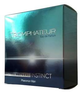 Парфюмерная вода  Natural Instinct муж. Triomphateur 75 мл