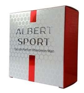 NATURAL INSTINCT Парфюмерная вода муж. Albert Sport 100 мл