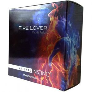 NATURAL INSTINCT Парфюмерная вода муж. Fire Lover 100 мл