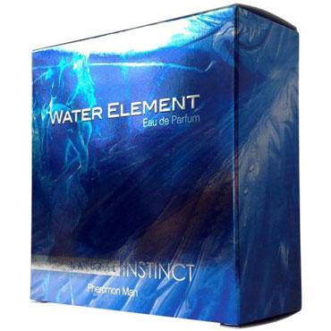 NATURAL INSTINCT Парфюмерная вода муж. Water Element 100 мл