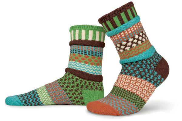 Solmate Socks Носки унисекс September Sun (р-р 38-40)