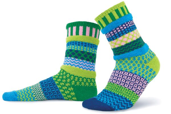 Solmate Socks Носки унисекс Water Lily (р-р 41-43)