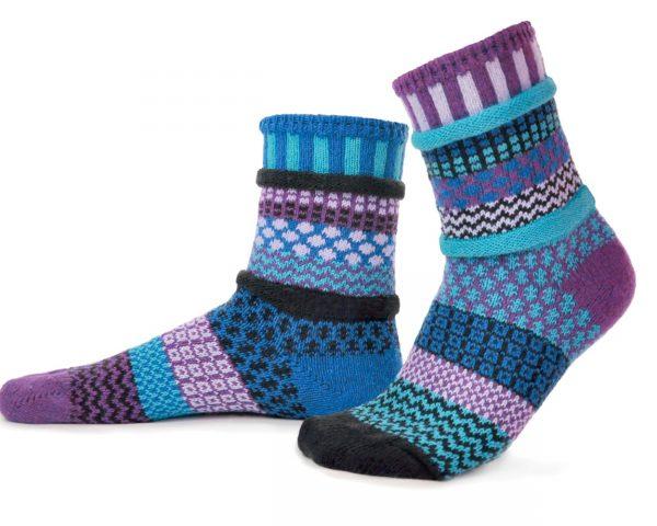 Solmate Socks Носки унисекс Raspberry (р-р 41-43)