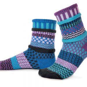 Solmate Socks Носки унисекс Raspberry (р-р 35-37)