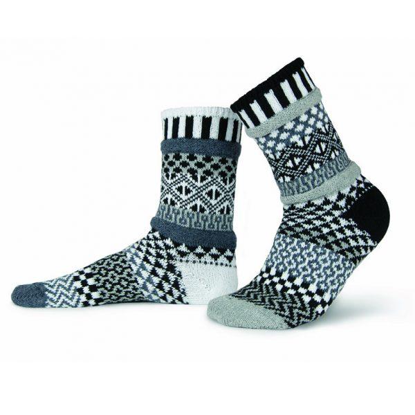 Solmate Socks Носки унисекс Midnight (р-р 38-40)