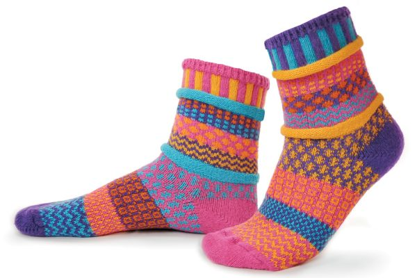 Solmate Socks Носки унисекс Carnation (р-р 35-37)