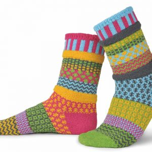 Solmate Socks Носки унисекс Freesia (р-р 41-43)