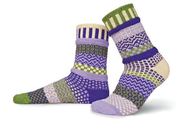 Solmate Socks Носки унисекс Orchid (р-р 41-43)