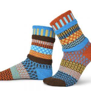 Solmate Socks Носки унисекс Amber Sky (р-р 35-37)