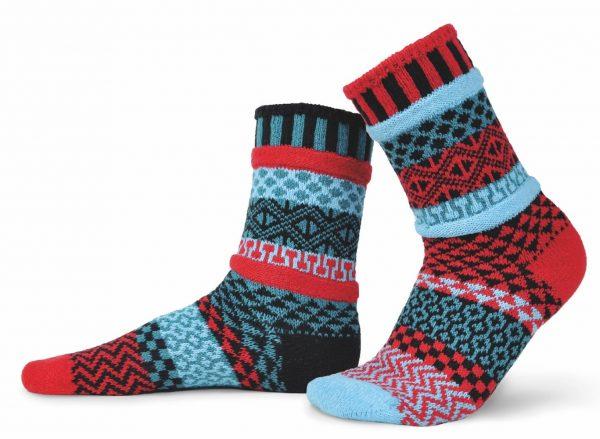 Solmate Socks Носки унисекс Mars (р-р 35-37)