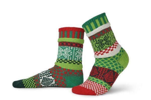 Solmate Socks Носки унисекс Mistletoe (р-р 41-43)