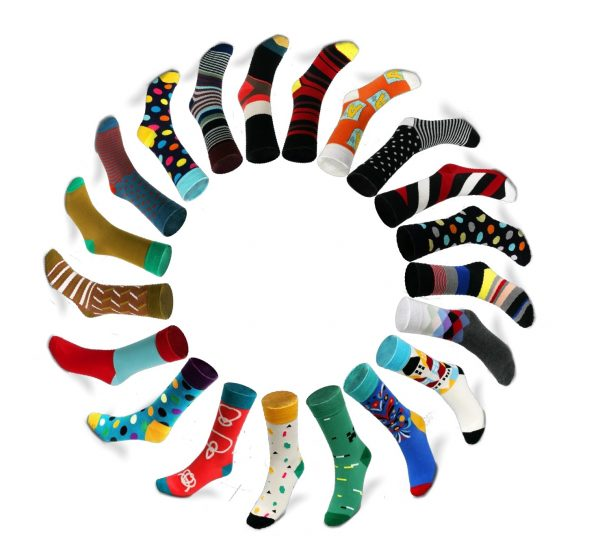 Промонабор из 10 носков Все радости