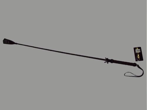 """BDSM Стек с плетеной ручкой """"фаллос"""" (длинный)"""