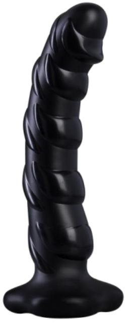 FF  Фаллоимитатор Tiger черный