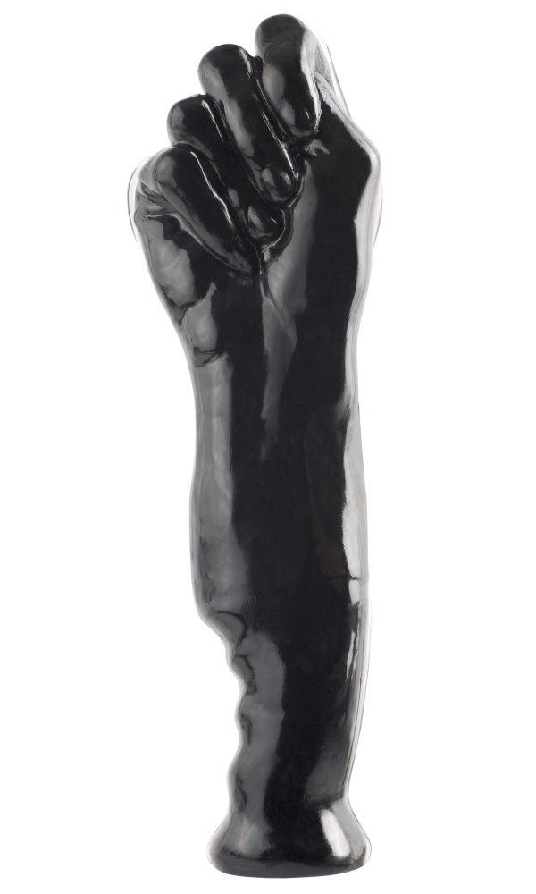 PipeDream Basix Fist of Fury Стимулятор-рука черный, L=27,9см, d=8,4см