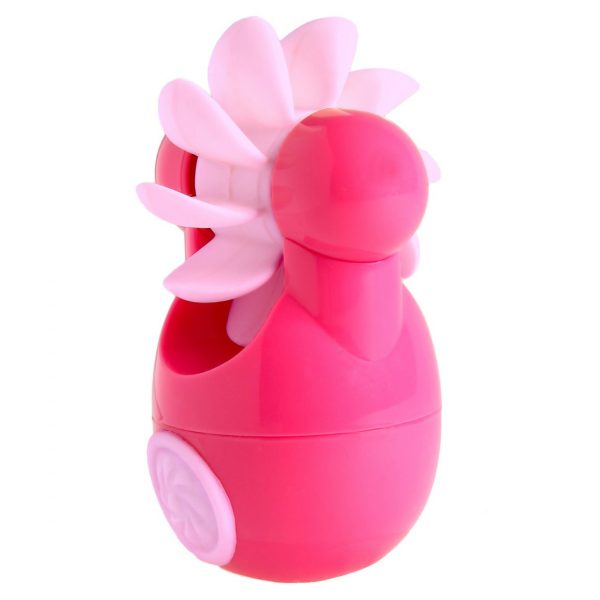 Sqweel Клиторальный стимулятор розовый