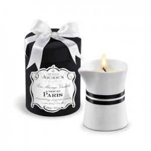 JOUJOUX PARIS ваниль 190 гр. Массажная свеча