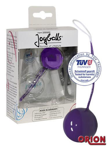Joyballs Вагинальный шарик фиолетовый