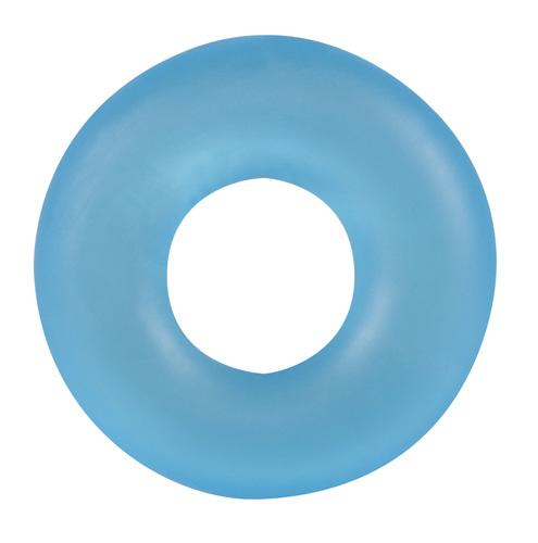 Кольцо для пениса Stretchy Cockring голубой