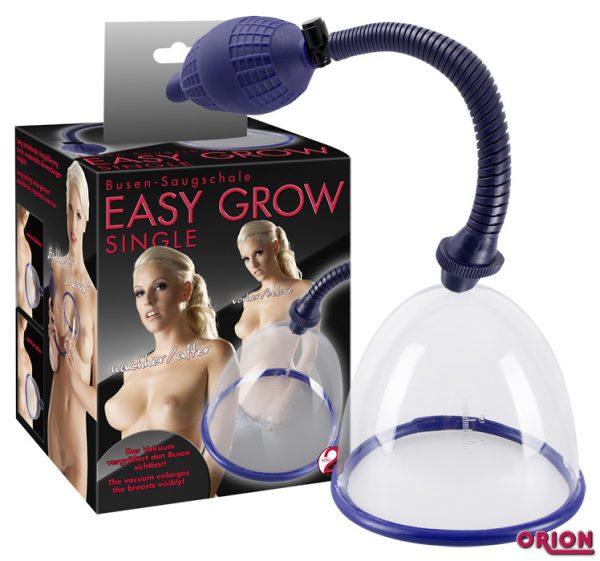 Помпа для груди Easy Grow одна чашка