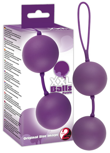 Вагинальный шарики XXL Balls