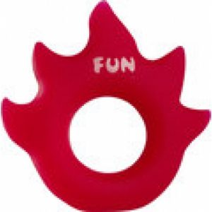 FF Эрекционное кольцо Love Ring Flame красное