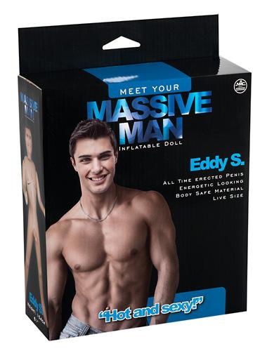 Секс-кукла Massive Man Eddy S.