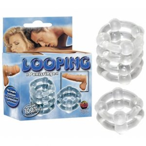 Кольца силиконовые набор Looping