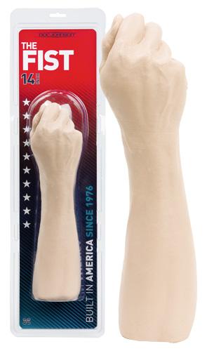 Стимулятор-рука для фистинга The Fist