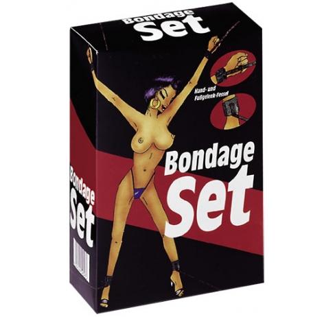 Hand Fesseln Набор для связывания Bondage Set