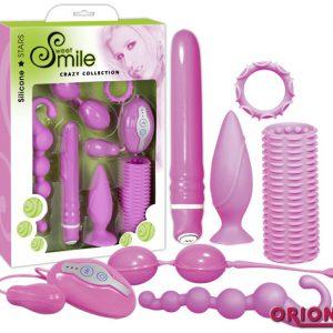 Smile Набор 7 предметов Crazy Collection
