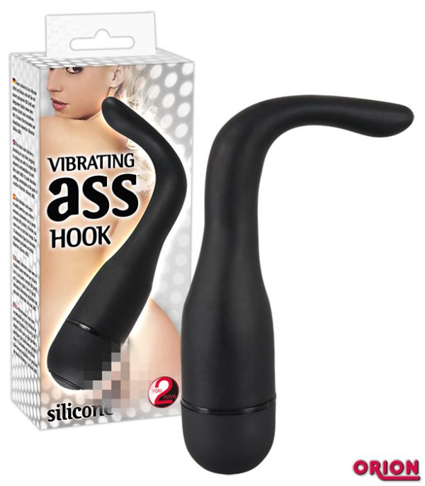 Анальный вибратор Vibrating Ass Hook