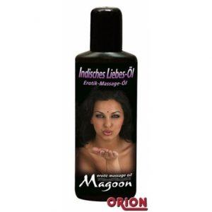 Magoon Indian Love  200мл Масло массажное возбуждающее