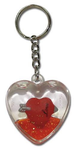 Сувенир Брелок Сердце